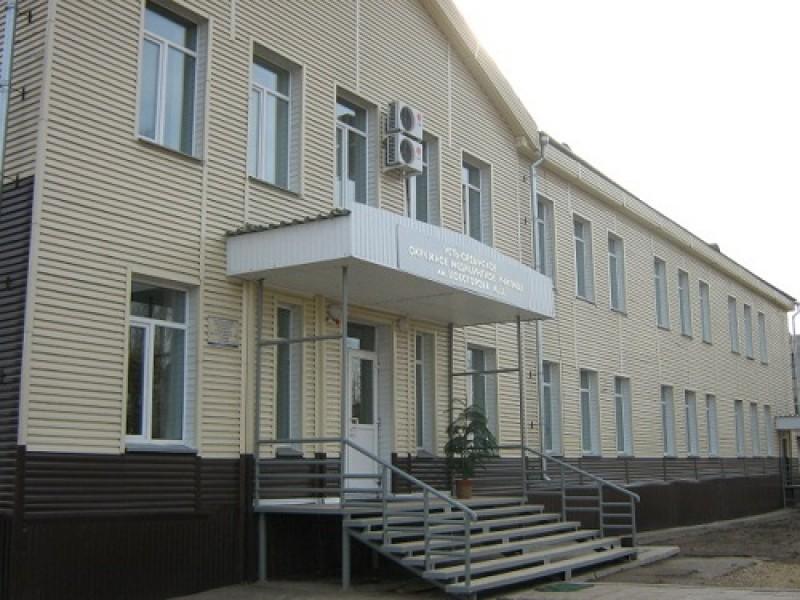 Усть-Ордынский медицинский колледж им. Шобогорова М.Ш. - фото