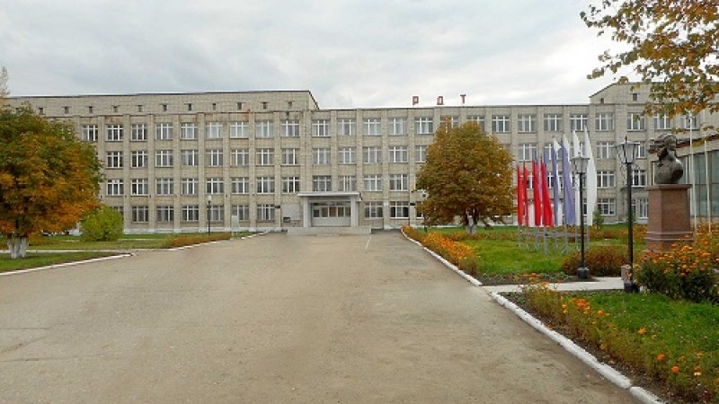 Ряжский дорожный колледж имени Героя Советского Союза А. М. Серебрякова - фото