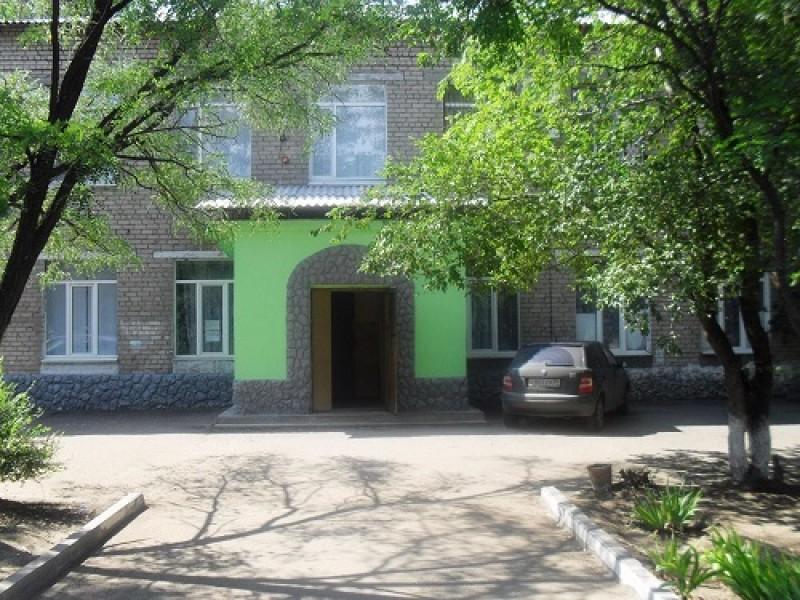 Профессиональное училище № 54 г.Сямжа, Вологодская область - фото