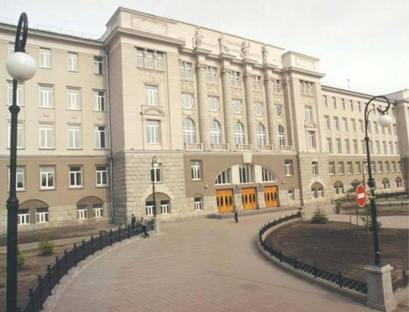 Омский государственный университет путей сообщения - фото