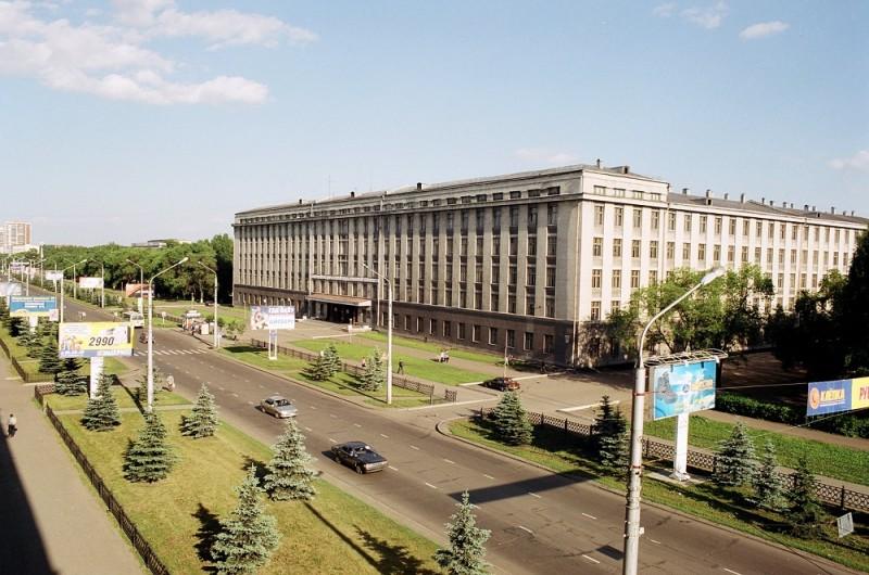 Сибирский государственный индустриальный университет - фото