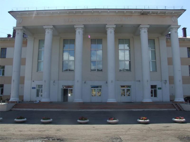 Омский государственный медицинский университет - фото