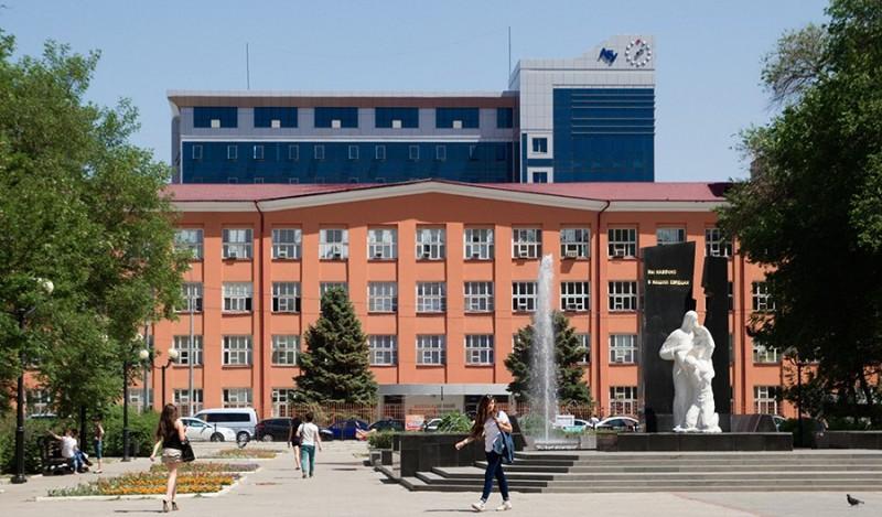Астраханский государственный университет - фото