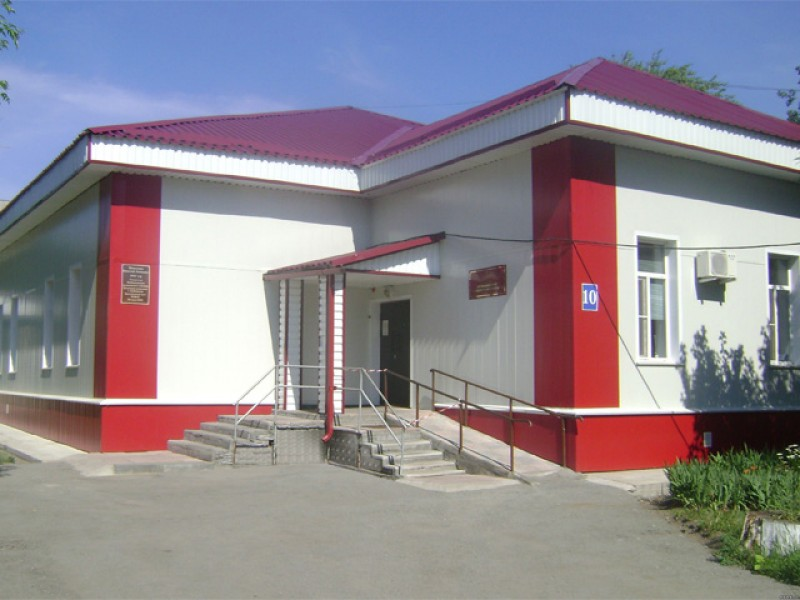 Куйбышевский медицинский техникум - фото