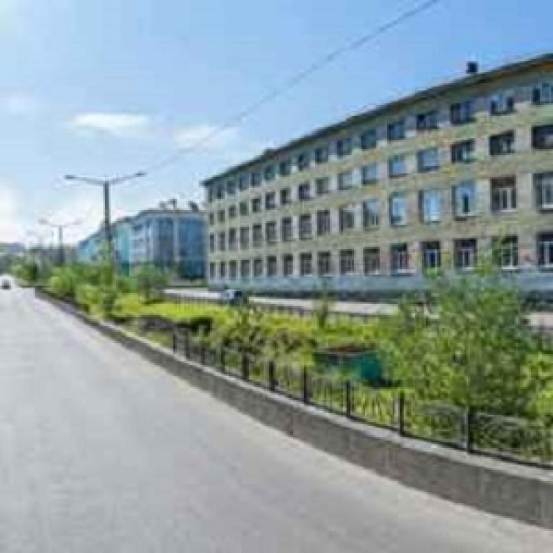 Норильский техникум промышленных технологий и сервиса - фото
