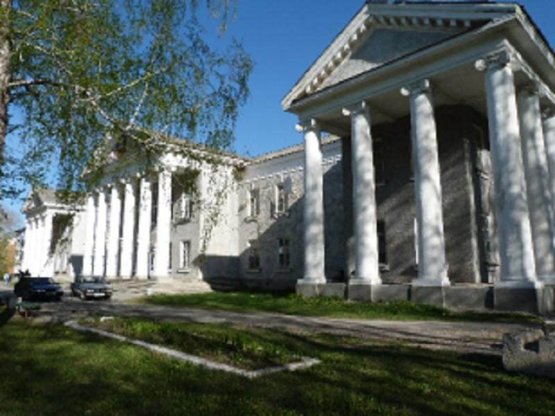 Богдановичский политехникум - фото