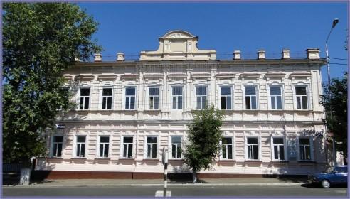Чистопольский педагогический колледж - фото