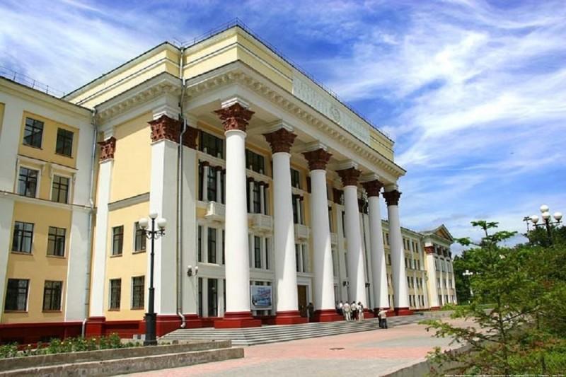 Дальневосточный государственный университет путей сообщения - фото