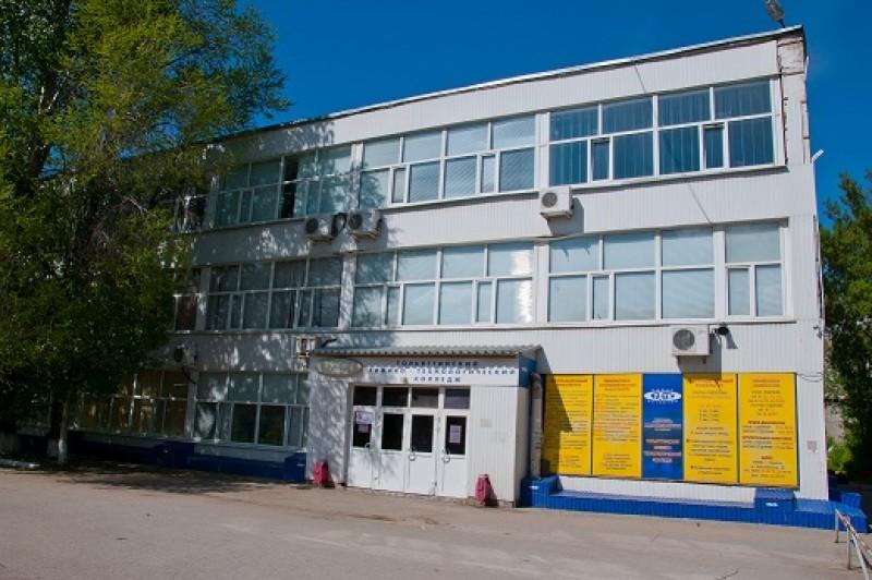 Тольяттинский химико-технологический техникум - фото