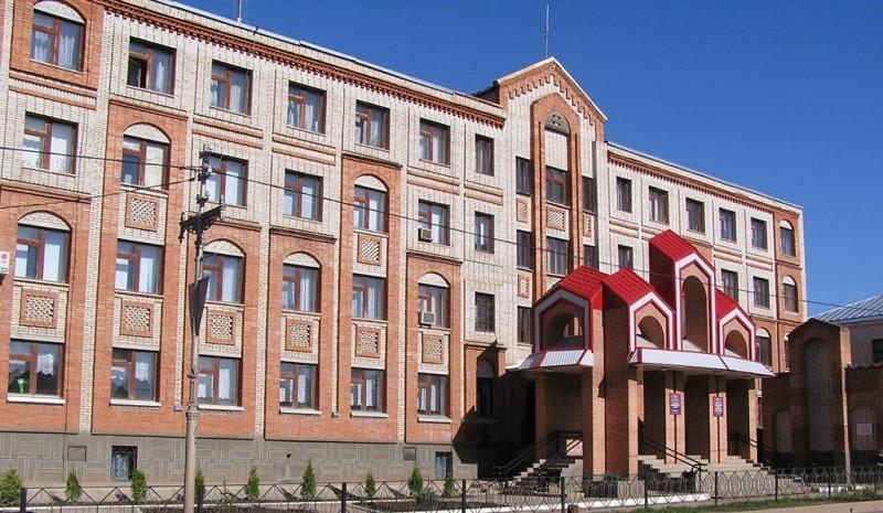 Сельскохозяйственный техникум г. Бугуруслана Оренбургской области - фото