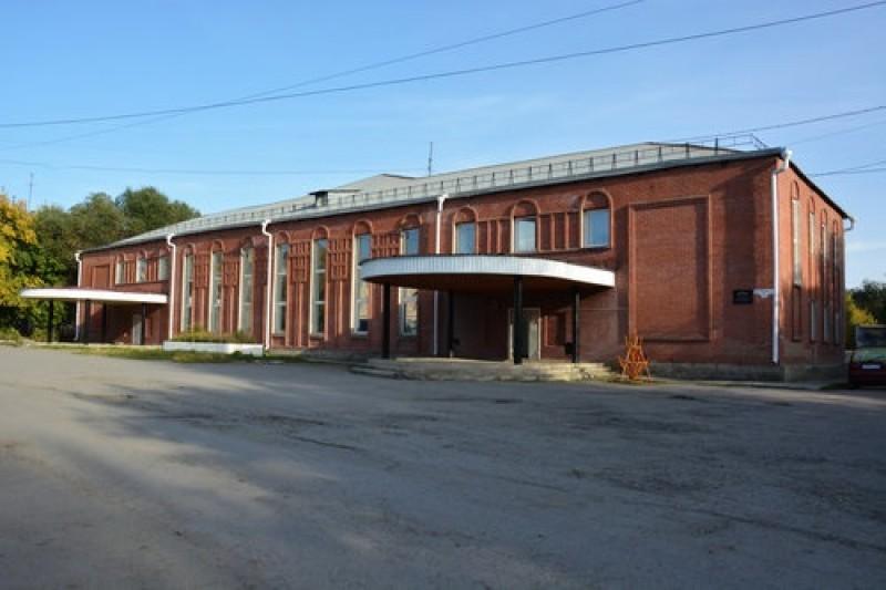 Курганский областной колледж культуры - фото