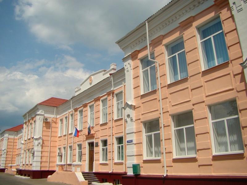 Новооскольский колледж - фото