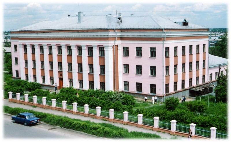 Черемховский техникум промышленной индустрии и сервиса - фото