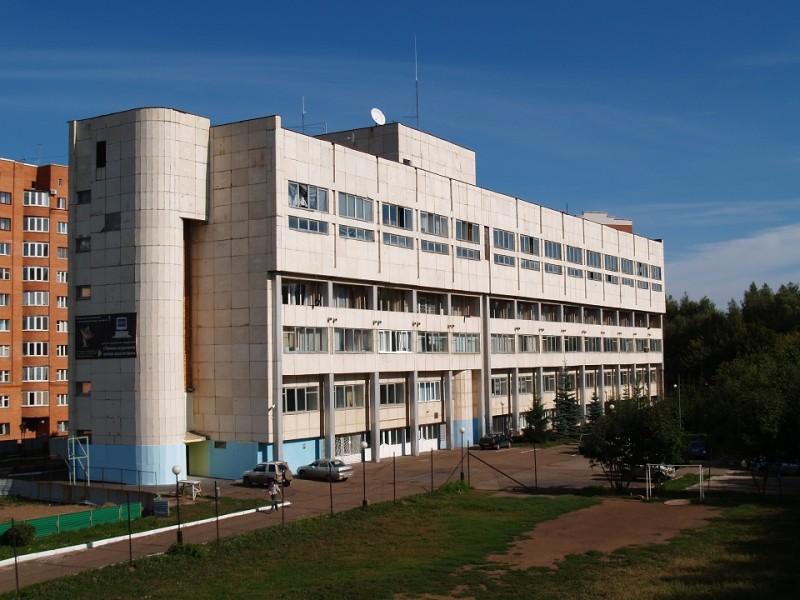 Уфимский колледж радиоэлектроники, телекоммуникаций и безопасности - фото