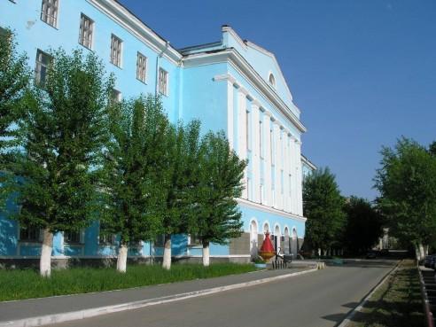 Пермский филиал Волжский государственный университет водного транспорта - фото