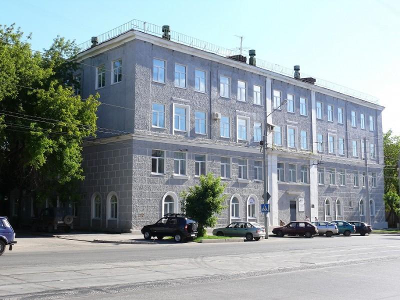 Пермский педагогический колледж №1 - фото