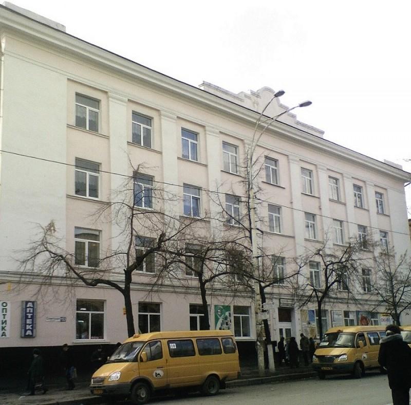 Шахтинский кооперативный техникум бизнеса, коммерции и права - фото