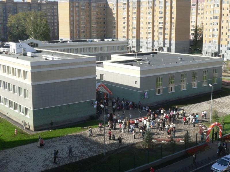 Школа № 33 г. Казани - фото
