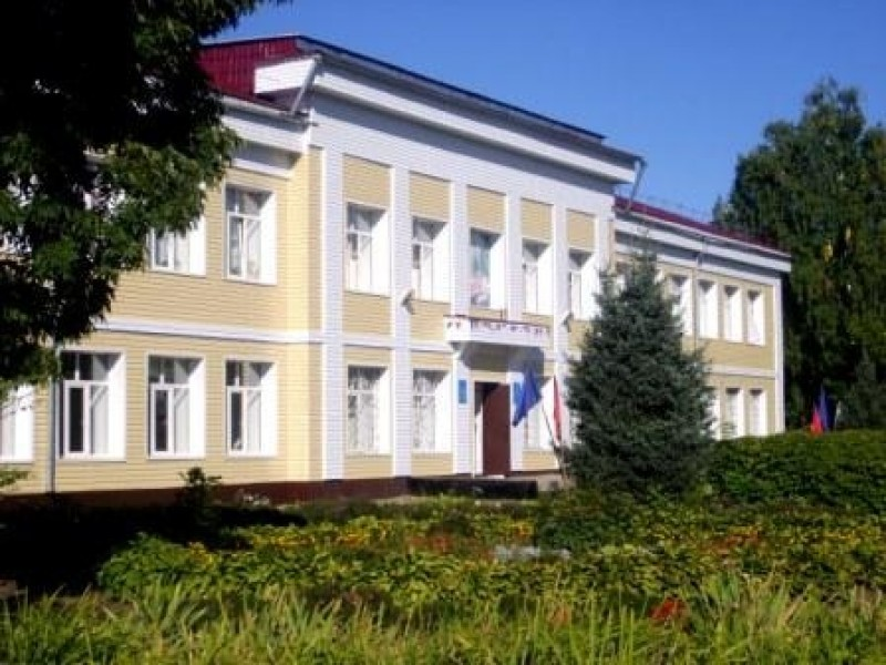 Средняя общеобразовательная школа № 12 города Горно-Алтайска - фото