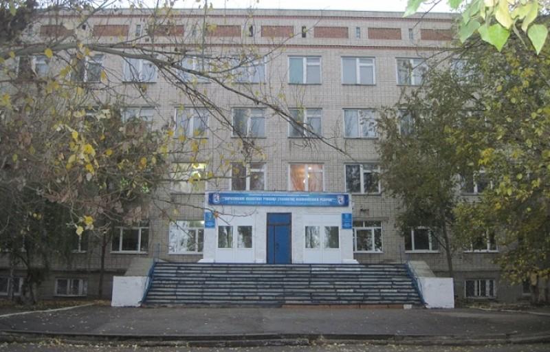 Саратовское областное училище (техникум) олимпийского резерва - фото