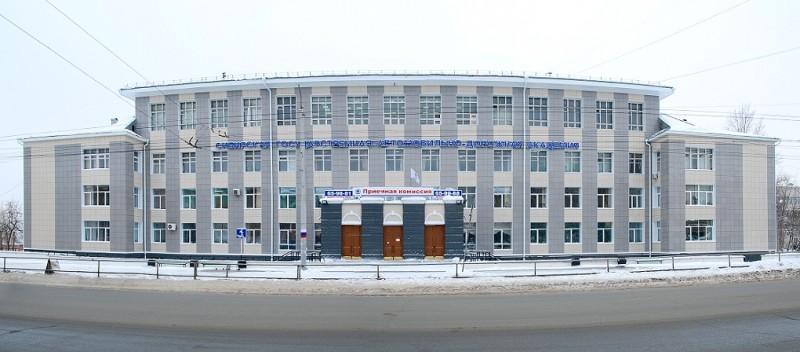 Сибирский государственный автомобильно-дорожный университет - фото