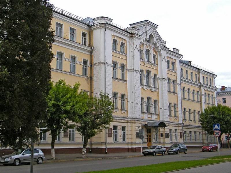 Смоленский государственный университет - фото