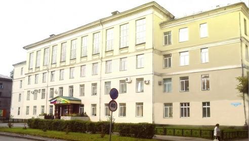 Новокузнецкий строительный техникум - фото