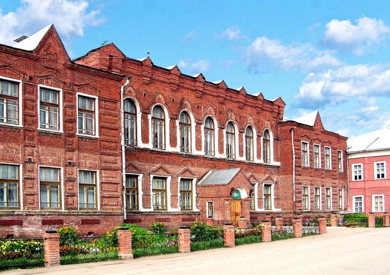 Тотемский политехнический колледж - фото
