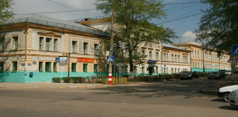 Ульяновский фармацевтический колледж - фото