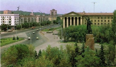 Волгоградский технический колледж - фото