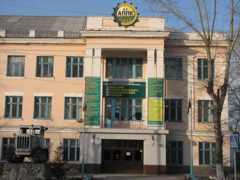 Ачинский профессионально-педагогический колледж - фото