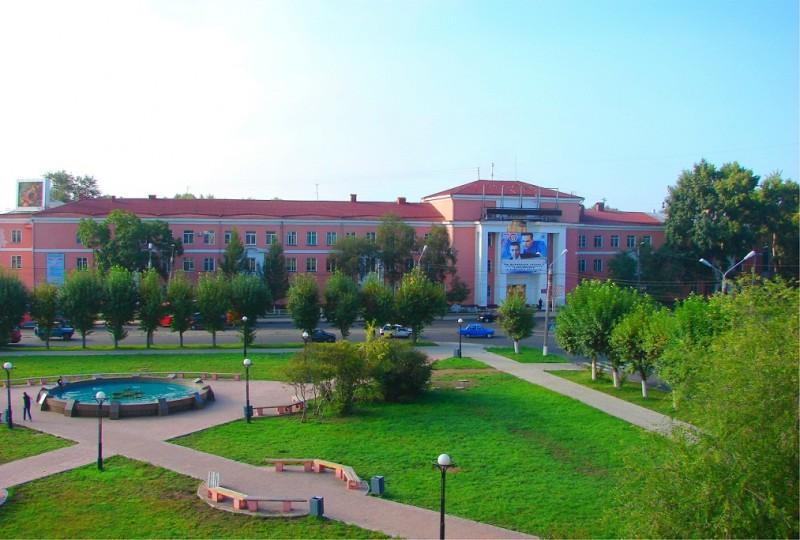 Губернаторский авиастроительный колледж в г.Комсомольска-на-Амуре (Межрегиональный центр компетенций) - фото