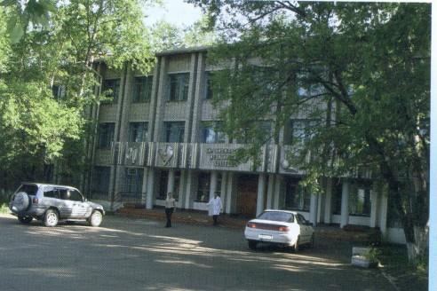 Биробиджанский медицинский колледж - фото