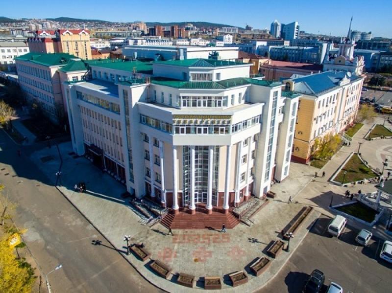 Бурятский государственный университет - фото