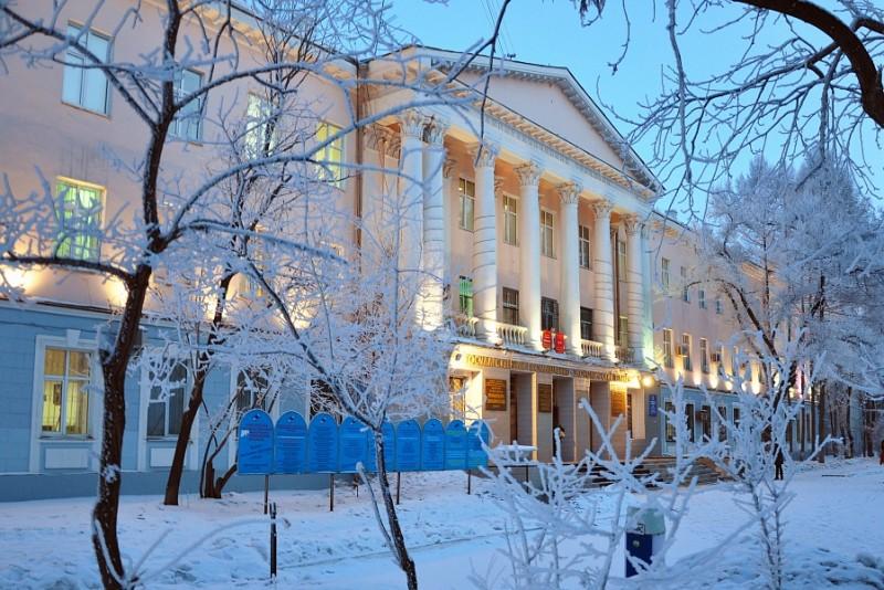 Хабаровский промышленно-экономический техникум - фото