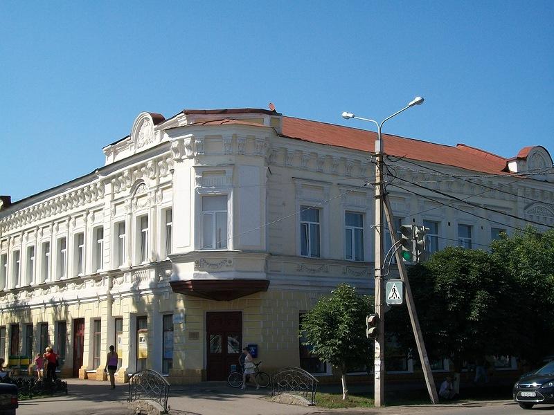 Борисоглебское музыкальное училище - фото