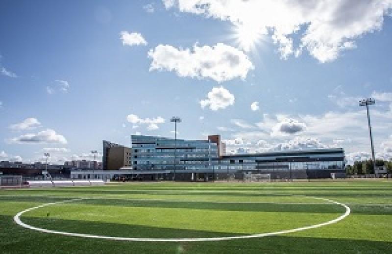 Государственное училище (техникум) олимпийского резерва по хоккею - фото
