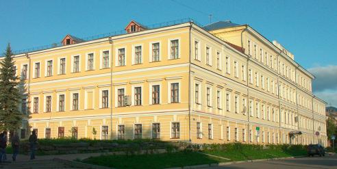 Костромской государственный технологический университет - фото