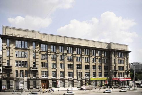 Новосибирский государственный университет архитектуры, дизайна и искусств - фото