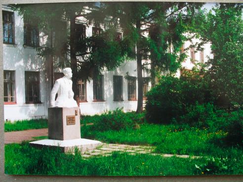 Нижегородский областной колледж культуры - фото