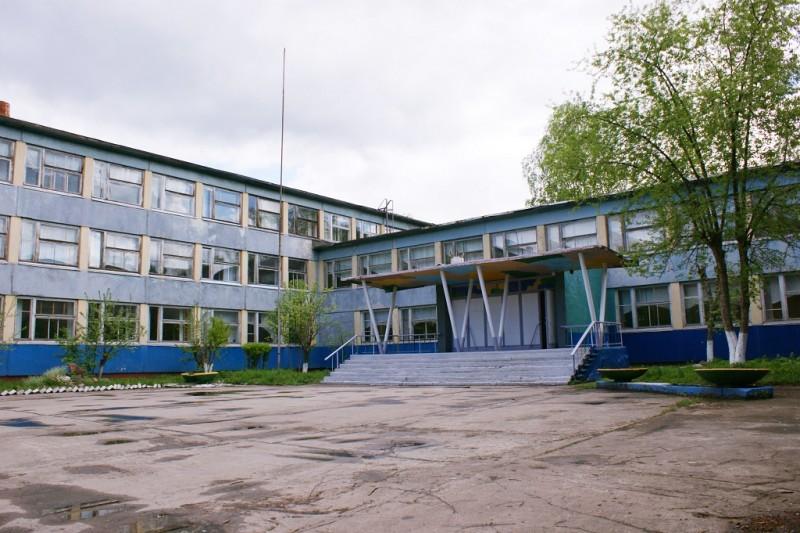 Школа № 4 г. Дивногорск - фото