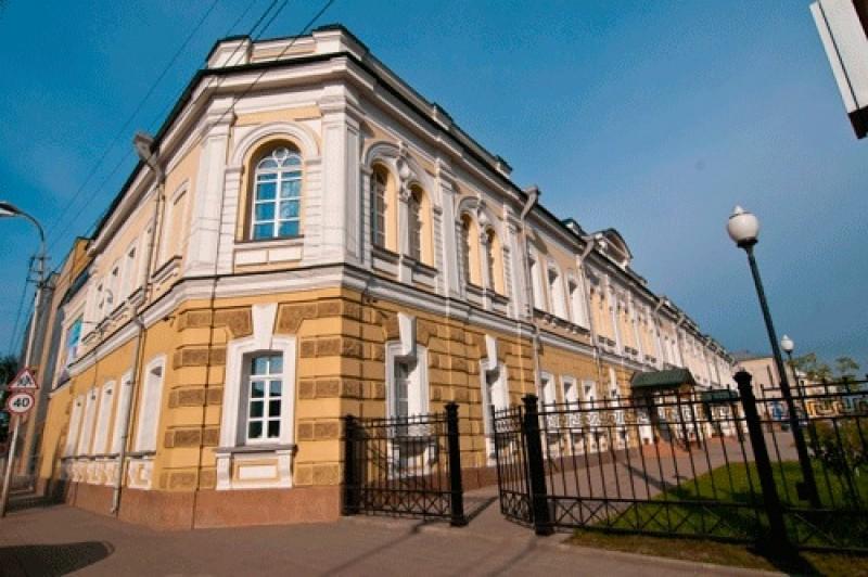 Школа № 72 Иркутск - фото