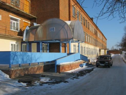 Сарапульский колледж для инвалидов (БОУ СПО Удмуртской Республики) - фото