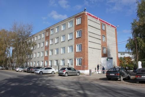 Соликамский технологический колледж (ГБОУ СПО) - фото