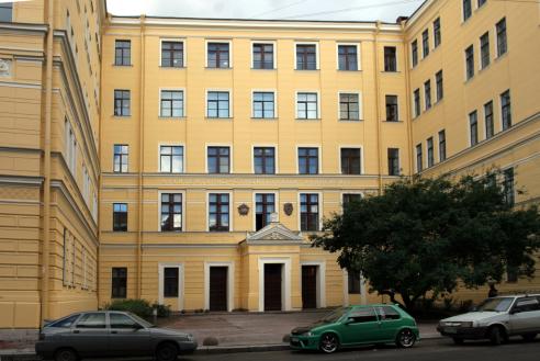 Санкт-Петербургский государственный архитектурно-строительный университет - фото