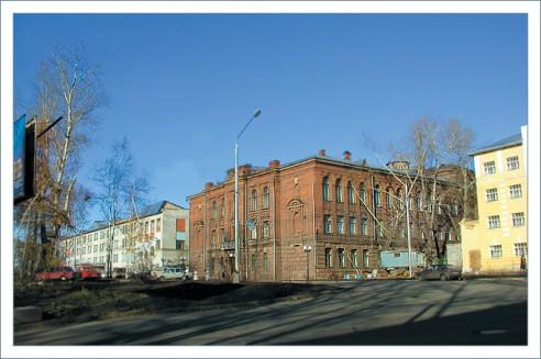Томский государственный архитектурно-строительный университет - фото