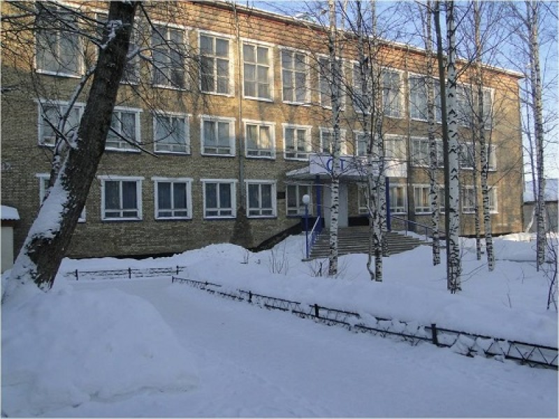 Сосногорский железнодорожный техникум - фото