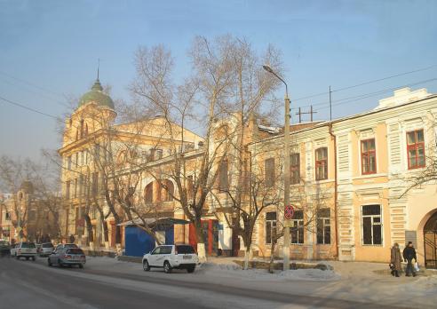 Забайкальское краевое училище искусств - фото