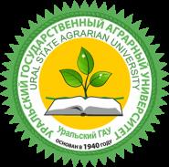 Уральский государственный аграрный университет - логотип