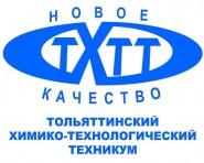 Тольяттинский химико-технологический техникум - логотип